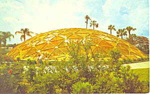 Geodesic Dome, Busch Gardens, Florida (Image1)