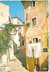 Lisbon Portugal Antiga Alfama Postcard cs1893 (Image1)