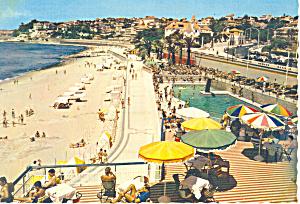 Estoril,Portugal Piscina da Tamariz Postcard (Image1)