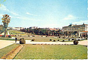 Estoril,Portugal Parque Postcard (Image1)