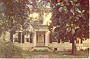 The Banker s House MS Postcard cs1978 1991 (Image1)