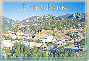 Este Park Colorado  Postcard cs1995 2001 (Image1)