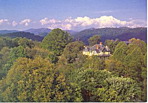 Richmond Hill Inn NC Postcard cs2013 1998 (Image1)