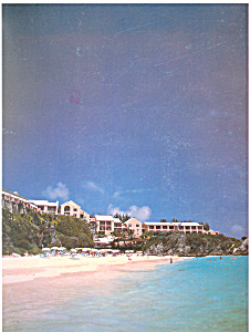 The Reefs South Hampton Bermuda Postcard cs2096 (Image1)