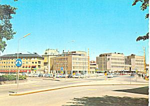 Jonkoping Slottsbarn, Sweden Postcard (Image1)