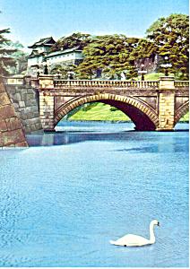 Imperial Palace Tokyo  Japan Postcard cs2131 (Image1)