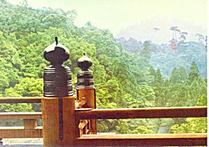Kiyomizu dera Kyoto  Japan Postcard cs2134 (Image1)