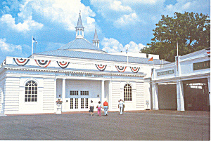 Kentucky Derby Museum Postcard (Image1)
