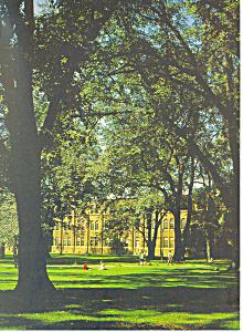 Hakkaido University, Sapporo Japan, Postcard (Image1)