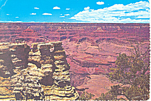 Grand Canyon National Park Arizona Postcard cs2245 (Image1)
