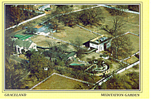 Graceland Tennessee Meditation Center Postcard (Image1)