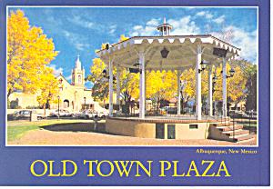 Old Crown Plaza Albuquerque NM Postcard cs2343 (Image1)