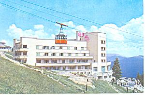 Hotel Alpin, Romania Postcard (Image1)