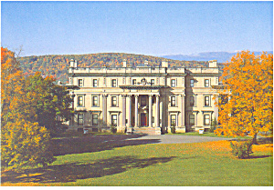 Vanderbilt Mansion Hyde Park NY Postcard cs2379 (Image1)