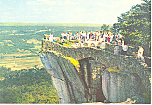 Lovers Leap,Lookout Mountain, Chattanooga, TN Postcard (Image1)