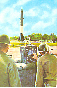 US Army Redstone Missile (Image1)