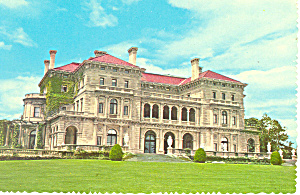 The Breakers , Newport, Rhode Island Postcard (Image1)