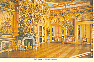 Marble House , Newport, Rhode Island Postcard (Image1)
