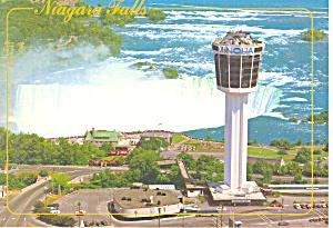 Minolta Tower,Niagara Falls,Canada Postcard (Image1)