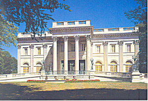 Marble House, Newport,Rhode Island Postcard (Image1)