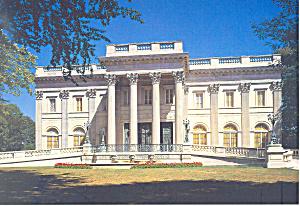 Marble House Newport Rhode Island Postcard cs2580 (Image1)