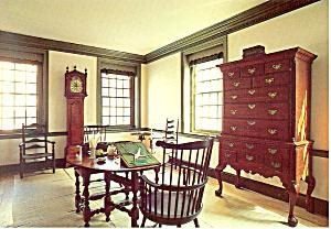 Graff House Independence Hall Historical Park Postcard cs2590 (Image1)