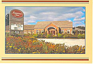 Longwood Inn Kennett Square  Pennsylvania Postcard cs2592 (Image1)