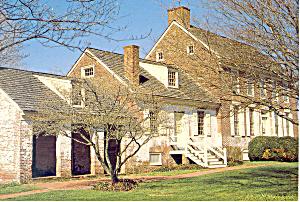 John Dickinson Plantation Dover Delaware Postcard cs2601 (Image1)