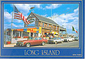 Nautical Mile Freeport New York Postcard cs2612 (Image1)