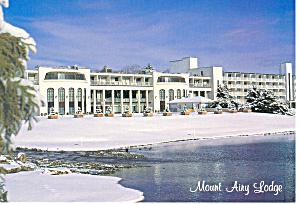 Mount Airy Lodge Mount Pocono PA Postcard cs2617 (Image1)