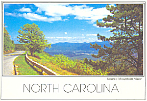 Mountain View Blue Ridge Parkway North Carolina cs2626 (Image1)