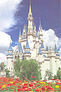 Cinderella Castle,Walt Disney World,Florida (Image1)
