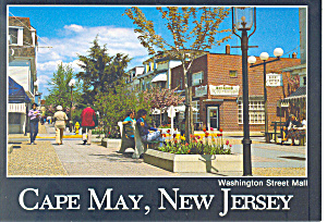 Washington Street Mall Cape May New Jersey cs2640 (Image1)