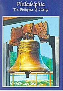 Liberty Bell Philadelphia Pennsylvania cs2664 (Image1)