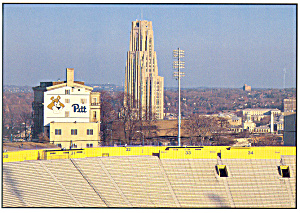 Pitt Stadium Pittsburgh Pennsylvania Cs2670