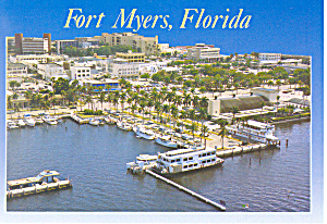 Fort Myers  Florida Downtown cs2676 (Image1)