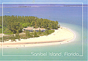 Sanibel Island Florida Lighthouse Point Cs2682