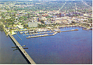 Fort Myers Florida Aerial View Cs2687