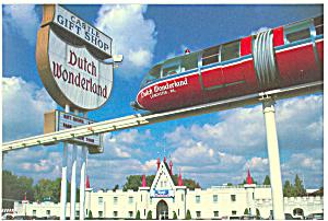 Monorail at Dutch Wonderland Lancaster Pennsylvania cs2698 (Image1)