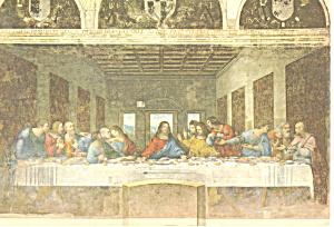 Last Supper Santa Maria Delle Grazie Milana Italy cs2724 (Image1)