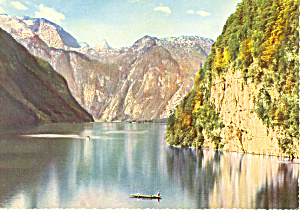 Konigssee, Bavaria, Germany (Image1)