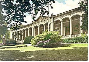 Baden Baden Germany Trinkhalle RPPC cs2770 (Image1)