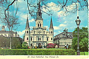 St Louis Cathedral  New Orleans  Louisiana cs2877 (Image1)