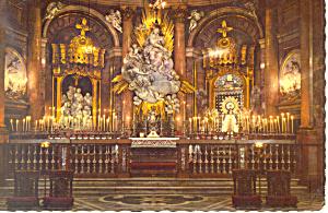 Chapel of Our Lady El Pilar  Zaragoza  Spain cs2879 (Image1)