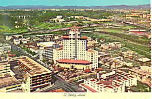 El Cortez Hotel San Diego California Postcard cs2899 (Image1)
