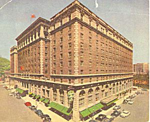 Sheraton Mt Royal Hotel Montreal Canada cs2901 (Image1)