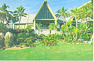 Marco Beach and Villas Marco Island Florida Postcard cs2908 (Image1)