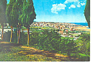 Tanger Morocco  General View From Charf cs2921 (Image1)