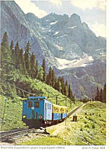 Bavaria  Germany Zugspitzbahn cs2940 (Image1)