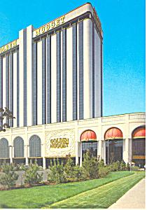 Golden Nugget Hotel Las Vegas Nevada Postcard cs2948 (Image1)